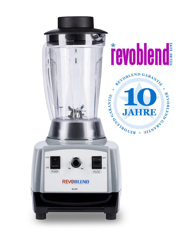 SARO Küchengeräte Revoblend Profimixer RB 390 Standmixer Von Famberg Versand