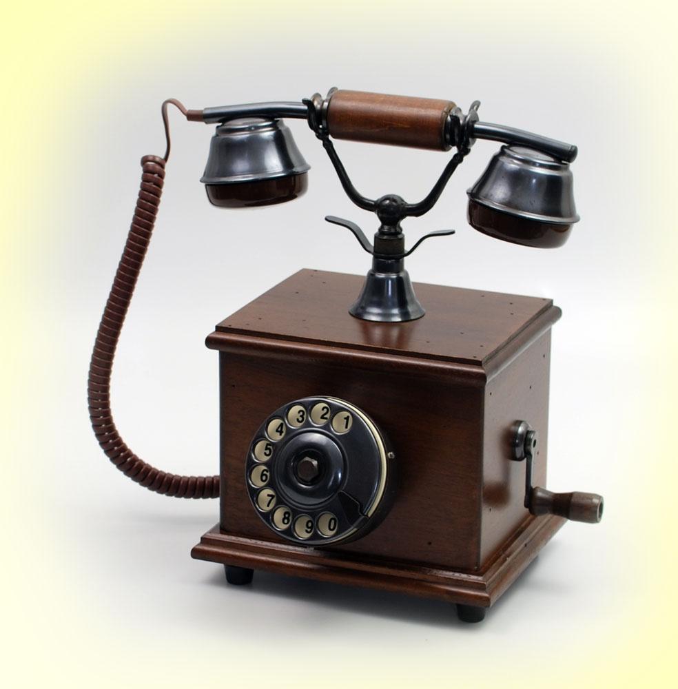telmar telefon nostalgie stretta noce mit w hlscheibe ebay. Black Bedroom Furniture Sets. Home Design Ideas