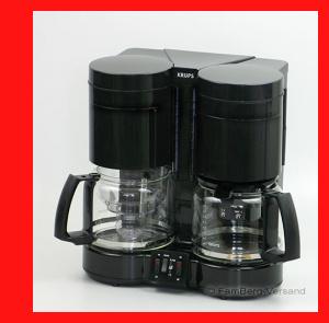 krups kaffee und teemaschine duothek plus. Black Bedroom Furniture Sets. Home Design Ideas