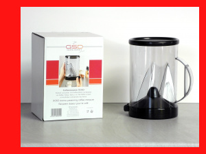 GSD Kaffee Dosierer Portionierer Kaffeedosierer DOSO  weiß