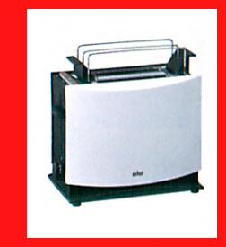 braun kompakttoaster ht 450 kotest sehr gut schwarz. Black Bedroom Furniture Sets. Home Design Ideas