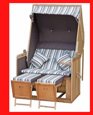 devries strandkorb ostseeform trend 10 dessin 604 rugbyclubeemland. Black Bedroom Furniture Sets. Home Design Ideas