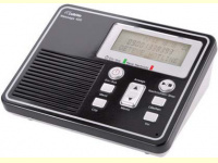 Bild für DeTeWe Message 400 Digitaler Anrufbeantworter Raumüberwachung