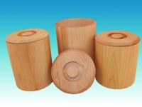 Bild für Waldner Holzdose Getreidebehälter aus Linde