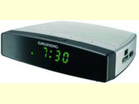 Bild für Grundig Kleines kompaktes Uhrenradio Radiowecker Sono Clock 390