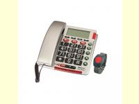 Bild für Eldat Set Notfalltelefon Easywave Fon Alarm inkl. Armbandsender RT26
