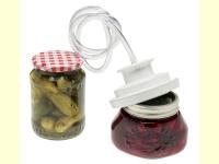 Bild für Lava Vakuumglocke für Gläser Twist-Off Einmachgläser einwecken einkochen