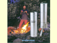 Bild für Steiniger Camping Räucherofen  Das Freizeitvergnügen