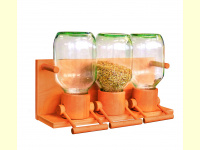 Bild für Eschenfelder Körnerspeicher Getreidespeicher 3 x 1,9 kg