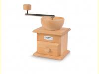Bild für Schnitzer Manus 1 Handgetreidemühle Kaffeemühle mit Steinmahlwerk