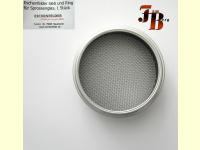 Bild für Eschenfelder Deckel für Sprossenglas - Sieb und Ring