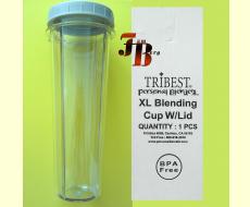 Zubehör XL Mixbecher 450 ccm BPA frei für alle Personal Blender