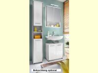 Bild für TrendTeam Badeinrichtung 101B3 3teilig mit Spiegelschrank