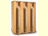 Bild für Komo Dreikammer Getreidespeicher