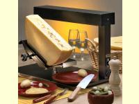 Bild für TTM Raclettegerät Set 1/2 Käselaib Raclettemesser Raclette Profi Messer