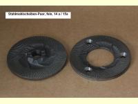Bild für Luba Ersatzteile Zubehör Diamant D525 Stahlmahlscheiben Gleitlager Motor usw