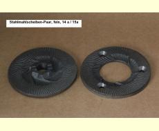 Ersatzteile Zubehör Diamant D525 Stahlmahlscheiben Gleitlager Motor usw