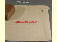 Bild für Kerler GmbH Brotbeutel Tasche Brot Leinen Naturleinen 100%