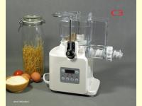 Bild für C3 Elektrische Nudelmaschine Pastamaschine Pastamaker Basta Pasta