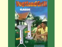 Bild für Steiniger Vogtlandgrill Holzkohlegrill Holzgrill CLASSIC Edelstahl Made in Germany