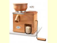 Bild für Komo Fidifloc Kombi Fidibus 21 oder Medium Getreidemühle + Flockenquetsche