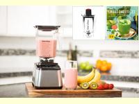 Bild für Blendtec Standmixer Designer 725 silber im SET WildeSide + Twister jar +Rezeptbuch