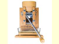 Bild für Eschenfelder Flocker Wandmodell Kornquetsche mit Holztrichter