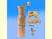 Bild für Kornkraft Handmühle Getreidemühle Kornkraft Fabula die Kompakte