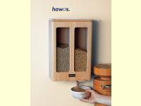 Bild für Hawos Getreidesilo 2 x 5 kg für jede Küche