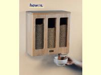 Bild für Hawos Der 3er-Getreidesilo