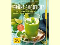 Bild für Burkhard Hickisch Buch Grüne Smoothies