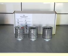 Zusatz- Trommelset  4, 5 und 6 für Jupiter Rohkostvosatz