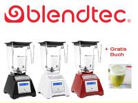 Bild für Blendtec Hochleistungsmixer Total Blender in 3 Farben