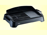 Bild für Cloer Tischgrill Barbecue 656 Aluminium Druckguss-Grillplatte
