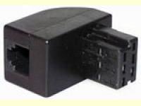 Bild für Kab24 Stecker Telefonadapter für die Schweiz