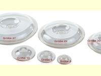 Bild für Lava Vakuumdeckel für Ihre Gefäße 4,7 bis 11,2 cm