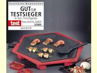 Bild für Rommelsbacher Party Tischgrill funTasia Funtasia im Set Test GUT