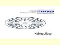 Bild für Steiniger Vogtlandgrill Kohleauflage für CLASSIC und RUNDO Ersatzteil