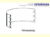 Bild für Steiniger Einzelteil Windschutz für Classic und Rundo Grill