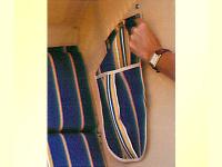 Bild für deVries Lektüretasche für Strandkorb Friesland