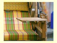 Bild für deVries Cocktailtisch für Nautic XL und Friesland XL