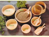 Bild für Luba Schalen Schüssel Lindenholzschüsseln Auffanggefäß 5 verschiedene Größen