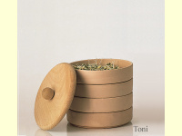 Bild für Hawos Toni und Tonkeimer Keimgerät für tägliche frische Keime und Sprossen