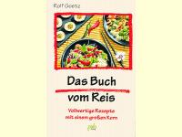 Bild für Goetz Das Buch vom Reis
