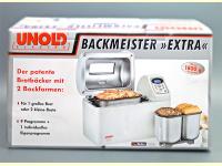Bild für Unold Brotbackautomat 750 bis 1800 gramm 68511