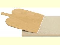 Bild für Luba Holzschieber für Pizza und Brot