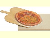 Bild für Luba Pizzabackstein Brotbackstein inkl. Holzschieber